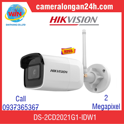 CAMERA QUAN SÁT HIK DS-2CD2021G1-IDW1